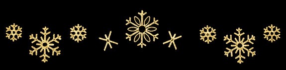 24 Foot Snowflake Skyline LED Display, Warm White