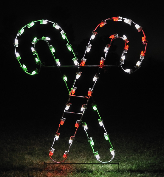 Led Merry Christmas Light Sign