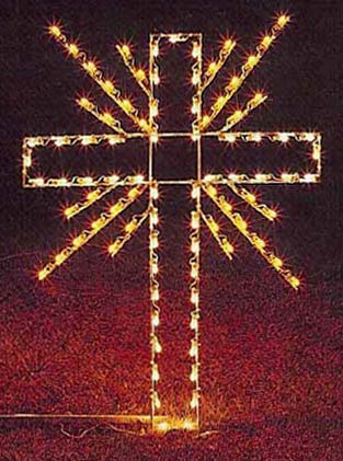 Deluxe Cross, 6 feet