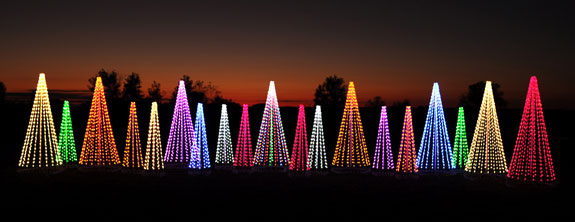 Commercial outdoor christmas tree decorations colorful led lights commercial outdoor christmas tree decorations led lights mozeypictures