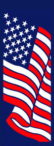 Stars and Stripes Patriotic Flag Banner