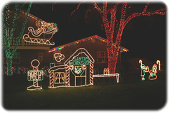 Commercial and Residential Christmas Decor