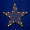 Five Point Star with Mesh, 2 feet