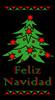 Feliz Navidad Holiday Banner